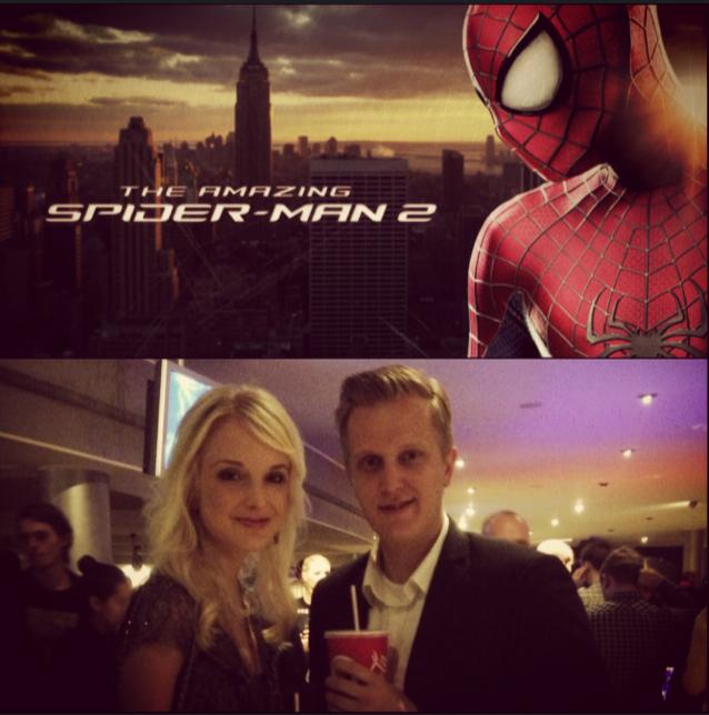 The Amazing Spider-Man 2 – so true;)
